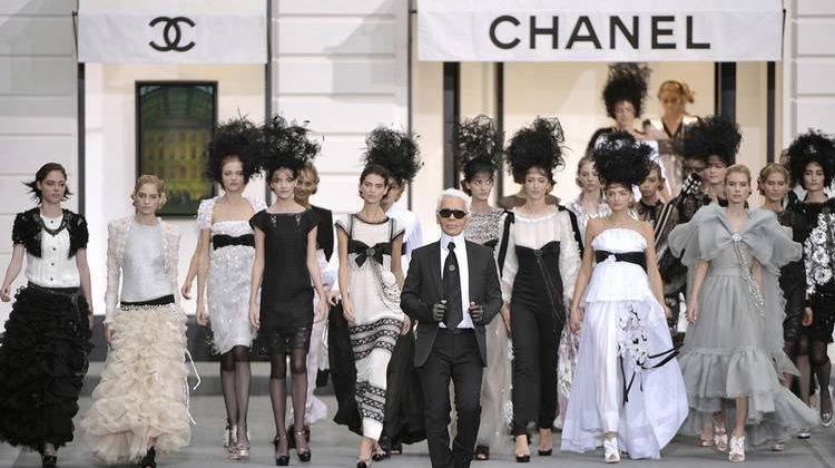 The amazing universe of Chanel Paris, with Karl Lagerfeld and the legacy of Coco Chanel