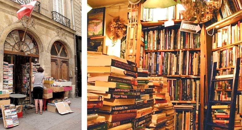 Abbey Bookstore, 29 Rue de la Parcheminerie, 75005 Paris