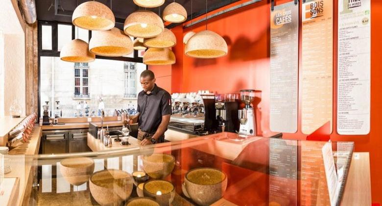 Malongo Coffeeshop, 50 Rue Saint-André des Arts, 75006 Paris