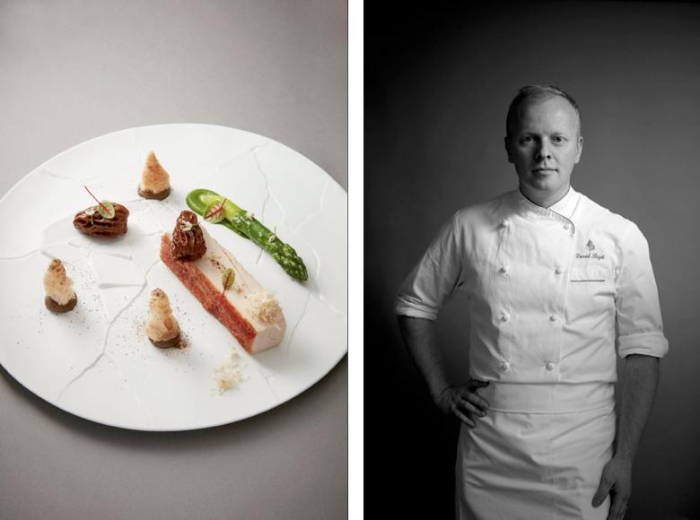 David Bizet (Four Seasons) - Best Meat Dish Nominee, 2017 Edition of Les Lebey de la Gastronomie, Paris