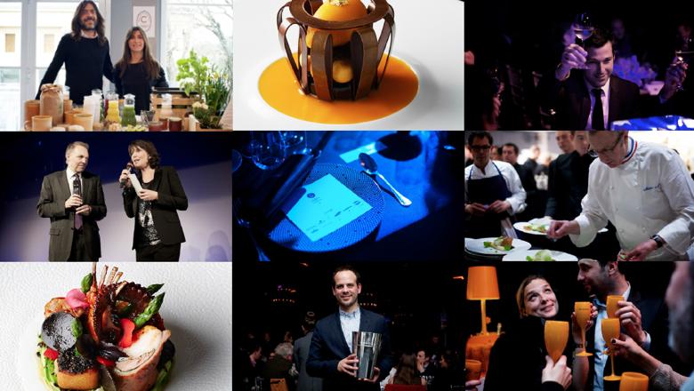 Les Lebey de la Gastronomie, 2017 Edition - Gala Awards Evening, Paris