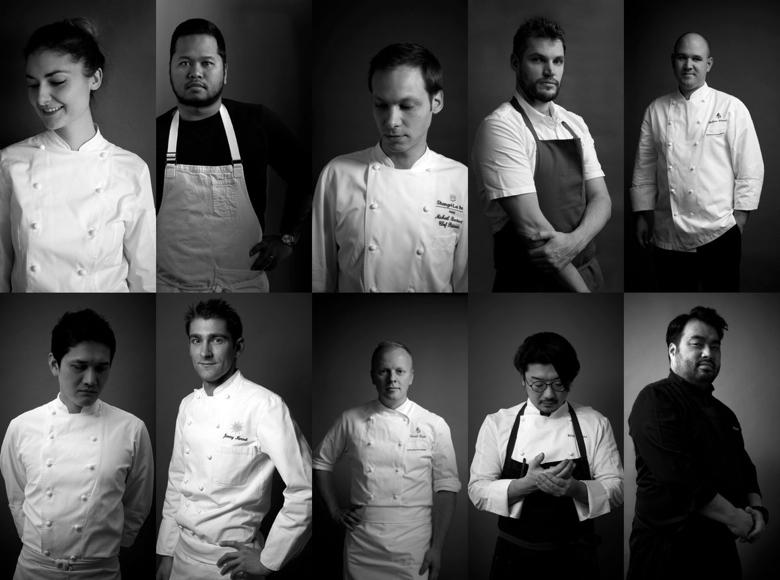10 chefs selected for Les Lebey de la gastronomie, 2017