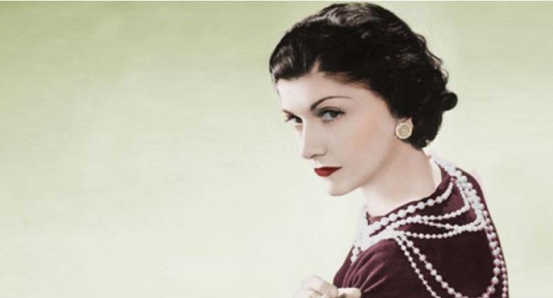 Coco Chanel, Parisian elegance.