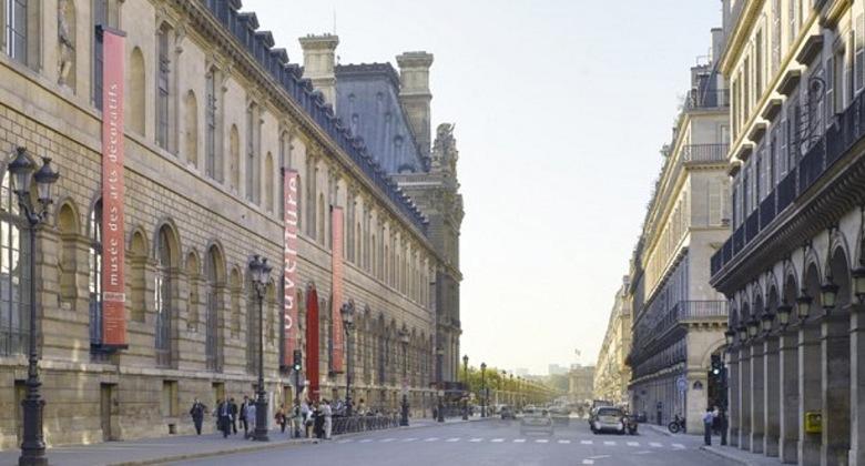 Musée de la Mode et du Textile, Paris, France.