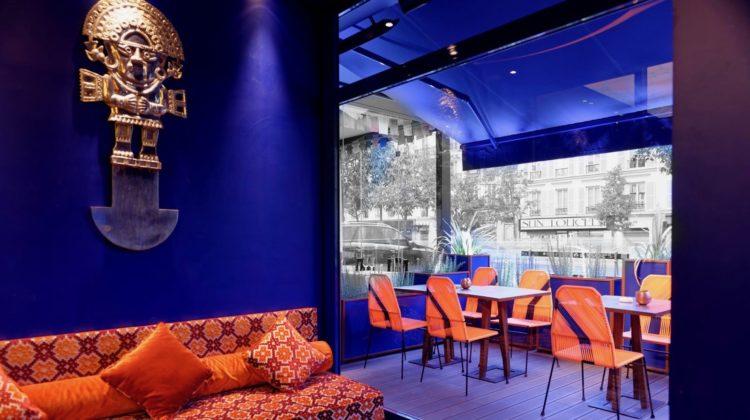 Hotel 1K Paris, Inca Themes