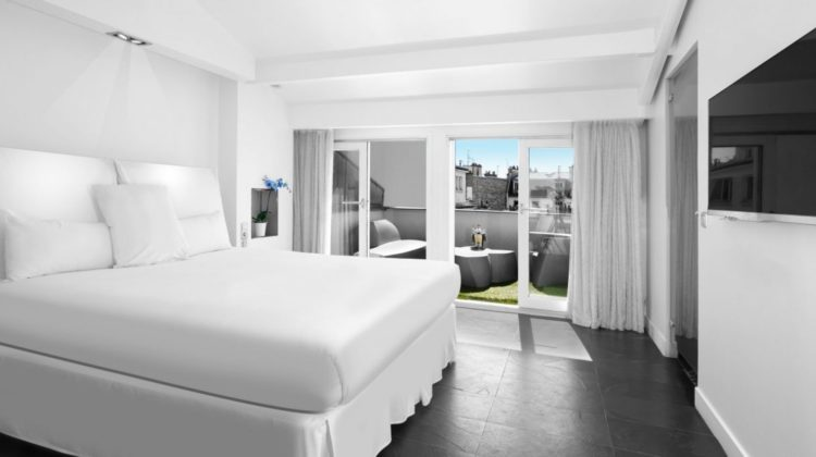 Hotel 1K Paris, Room