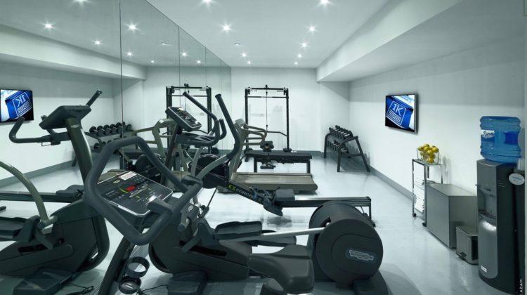 Hotel 1K Paris, Gym