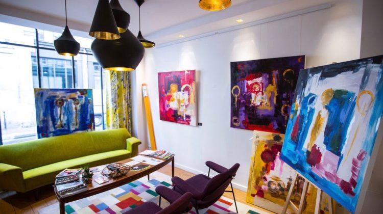 Hôtel Crayon Paris, Art & Design