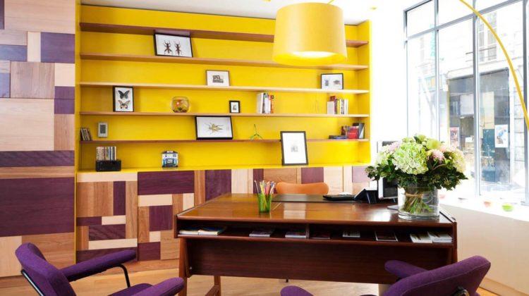 Hôtel Crayon Paris, Lobby