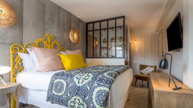 Hôtel Crayon Paris, Room