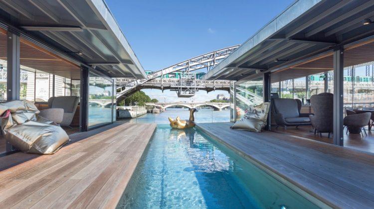Off Paris Seine, Hotel Pool