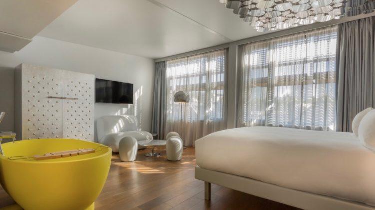 Off Paris Seine, Silver Suite