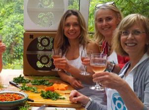 Enjoy a french Cooking Class and a lunch in a charming house