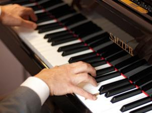 A 'Romantic' evening, an exclusive piano concert